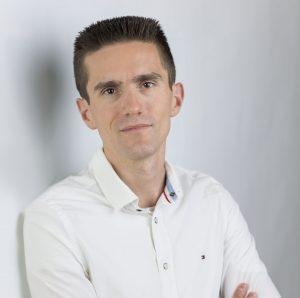 Jeroen Vermeiren - zaakvoerder van Rainbow Solutions