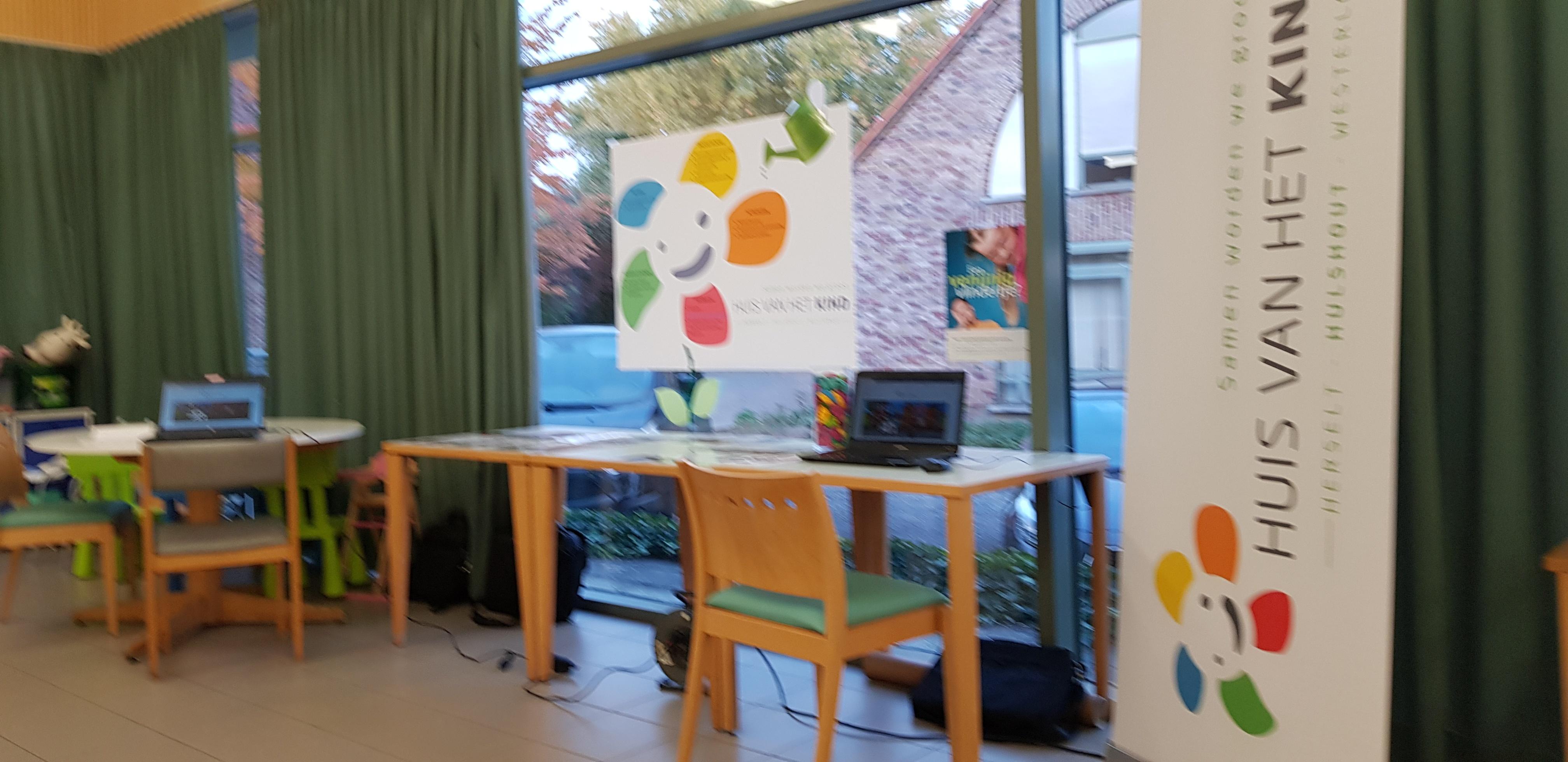 Workshop Genderbewuste opvoeding en genderneutrale opvoeding Huis van het Kind Westerlo