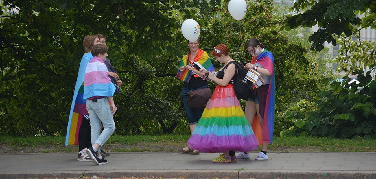 LGBT jongeren, holebi-jongeren en transgenderjongeren
