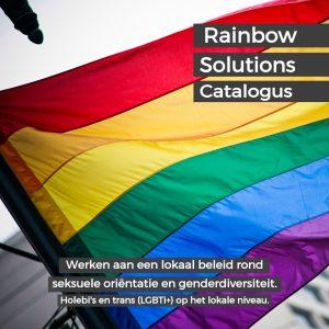 Eerste service catalogus van Rainbow Solutions